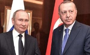 Cuộc chiến nảy lửa Nga -Thổ bùng nổ từ mâu thuẫn ở Syria tới Karabakh?