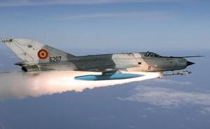 """Được """"người tình"""" hứa thưởng 1 triệu USD, phi công Iraq đã lái MiG-21 đào tẩu sang Israel"""