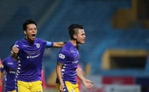 Hà Nội FC 4-2 Sài Gòn FC: Quang Hải ghi tuyệt phẩm volley, mưa bàn thắng xuất hiện