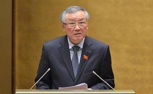 """Chánh án TAND tối cao Nguyễn Hòa Bình: """"Chưa phát hiện trường hợp kết án oan người không có tội"""""""