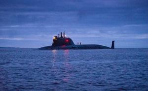 Nga tuyên bố bắn thử thành công tên lửa hành trình từ tàu ngầm hạt nhân mới nhất