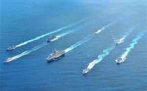 """""""Khử"""" AWACS - chìa khóa để tiêu diệt nhóm tấn công tàu sân bay"""
