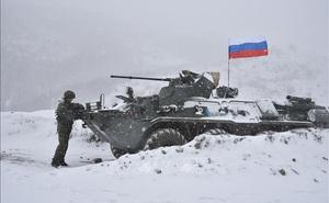 Armenia thảo luận với Nga về vấn đề biên giới Armenia - Azerbaijan