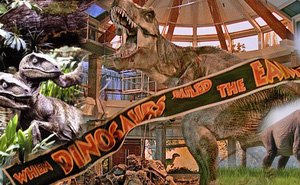 Những kĩ xảo tạo nên 'dàn' khủng long hoành tráng trong Công viên kỉ Jura