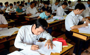 Hơn 300 công chức, viên chức ở Hà Tĩnh phải thi tuyển lại