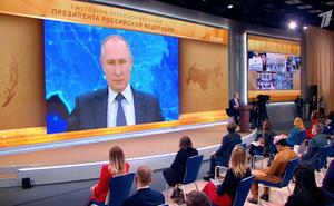"""Năm 2020 tốt hay tệ đối với nước Nga? Tổng thống Putin nói về những """"cái may trong cái rủi"""""""