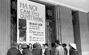 """""""Hà Nội - Điện Biên Phủ trên không 1972"""": Thắng lợi của bản lĩnh Việt Nam"""