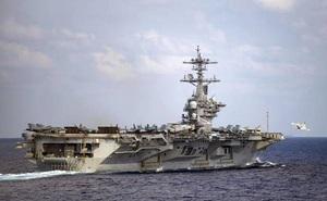 Hải quân Mỹ sẽ 'cứng rắn hơn' khi đối mặt với Trung Quốc