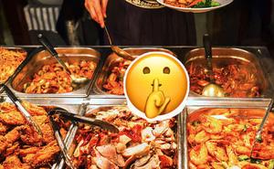 """Đích thân nhân viên nhà hàng buffet vào trả lời khúc mắc của thực khách, bao bí mật """"mờ ám"""" được lý giải cực bất ngờ"""