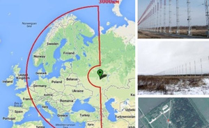 Radar Container, 'khắc tinh' của máy bay tàng hình sẽ được Nga bố trí ở Viễn Đông
