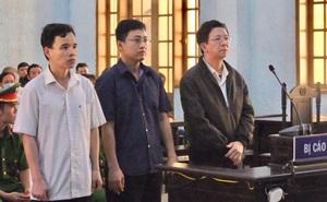 Tham ô tiền xây nghĩa trang, nguyên chủ tịch huyện cùng 2 thuộc cấp lãnh 32 năm tù