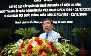 Chủ tịch TPHCM: 'Xin cơ chế, chính sách đặc thù để phát triển TP Thủ Đức'