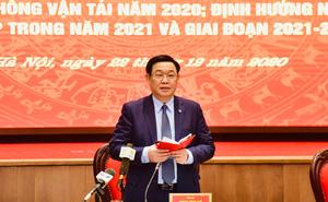 Bí thư Thành uỷ Hà Nội: Chuẩn bị mọi điều kiện cho vận hành đường sắt Cát Linh - Hà Đông