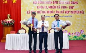 Ông Nguyễn Lưu Trung giữ chức Phó chủ tịch UBND tỉnh Kiên Giang