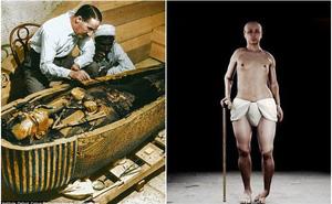 Chuyên gia chụp 2000 tấm ảnh X-quang, tái hiện dung mạo Pharaoh Tutankhamun - Răng và bàn chân đều có vấn đề