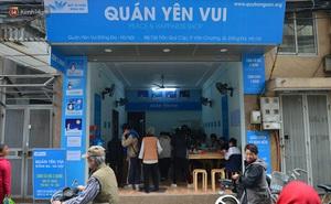 """Quán cơm đặc biệt 2 nghìn đồng ở Hà Nội: """"Mời cô, dì, chú, bác vào ăn cơm'"""