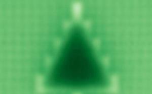 Cây thông Noel nhỏ hơn 40.000 lần sợi tóc con người