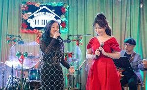Bùi Dương Thái Hà xúc động khi được hát cùng Hồng Nhung