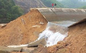 Tuyến kênh 4.300 tỉ đồng bất ngờ đứt gãy 50 m giữa mùa khô