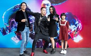 Tùng Dương tiết lộ kỉ niệm bỏ tập hát với Thanh Lam, đưa bà xã đi đẻ