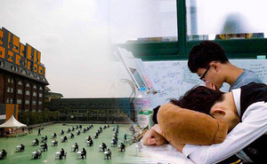 """Ác mộng thực sự mang tên thi đại học ở Hàn Quốc: """"Cấm cung"""" ôn thi để tránh dịch, sợ trượt trường top hơn cả sợ Covid-19"""