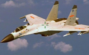 Biến thể J-11B mới của không quân Trung Quốc nguy hiểm đến mức nào?