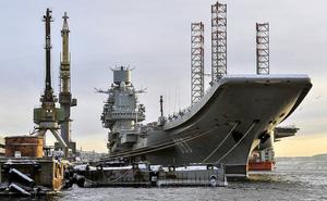 Nga lên lịch cho tàu sân bay Kuznetsov trở lại đại dương