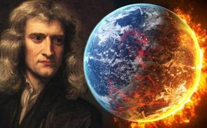 Trang sách có giá thầu 375.000 USD hé lộ 'tiên tri ám ảnh' của Newton