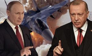 """Bất ngờ rút quân khỏi Idlib, Thổ Nhĩ Kỳ """"thua Nga trong bóng tối""""?"""