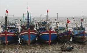 Chìm tàu cá trên vùng biển Hải Phòng, 5 người chết và mất tích