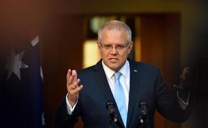"""Liên tiếp hứng đòn mạnh từ Trung Quốc, TT Australia tuyên bố sẽ không để bị """"dọa nạt"""""""