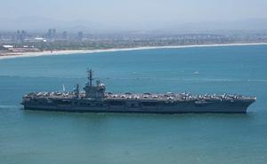 Vì sao hải quân Mỹ cùng lúc phái 3 tàu sân bay tới Thái Bình Dương?
