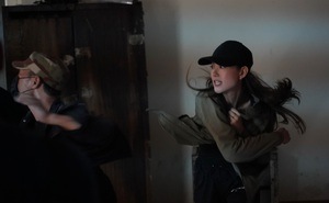 Minh Hằng bị chấn thương khi đóng cảnh hành động kịch tính