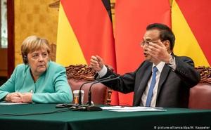 """Báo Đức: Kinh tế Đức dường như đã quá phụ thuộc vào TQ - """"Chia tay"""" Bắc Kinh liệu có dễ dàng?"""