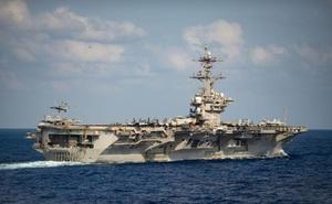 Ba tàu sân bay Mỹ đang làm gì ở Thái Bình Dương?