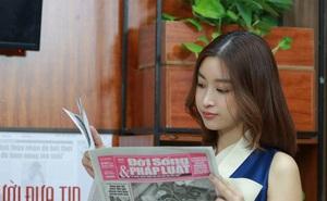 """HHVN 2016 Đỗ Mỹ Linh: Những tâm sự về """"góc khuất"""" và bật mí chuyện chọn """"trai hư"""" làm… ý trung nhân"""