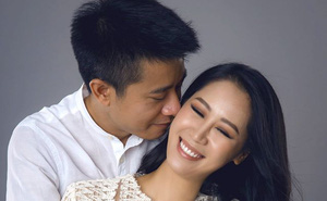 """Chồng Hoa hậu Dương Thùy Linh nói về vợ: """"Lúc thì là bạn gái, người tình điên dại"""""""