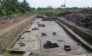 Thêm 37 cọc gỗ phát lộ được nhận định liên quan đến trận Bạch Đằng
