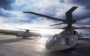 Siêu trực thăng SB-1 Defiant của Mỹ bứt phá, đạt tốc độ nhanh kỷ lục