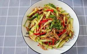 Mùa hè nhất định phải ăn thịt vịt trộn chua ngọt vừa ngon vừa mát bổ đủ đường
