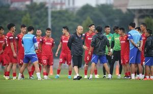 Kyrgyzstan mời đội tuyển Việt Nam đá giao hữu