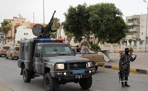 Ngoại trưởng Nga bác bỏ viễn cảnh xung đột Libya chỉ được giải quyết bằng quân sự