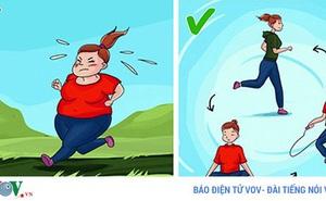 Nguyên nhân khiến bạn tăng cân vù vù dù đã ăn kiêng và tập thể dục