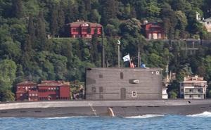 Tình hình Syria: Tướng Mỹ 'phát hoảng' trước tàu ngầm Nga ở Địa Trung Hải