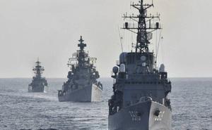 Ấn - Nhật xích lại gần nhau, gửi thông điệp mạnh đến Trung Quốc