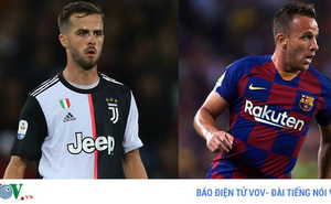 """Barca đổi cầu thủ với Juventus: """"Bom tấn"""" đầu tiên xuất hiện"""
