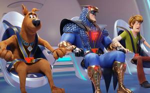 """Thân phận thật sự của chú chó Scooby-Doo """"50 tuổi"""""""