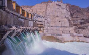 """[ẢNH] Siêu đập thủy điện """"thông minh nhất thế giới"""" của Trung Quốc bắt đầu vận hành, ông Tập nói gì?"""