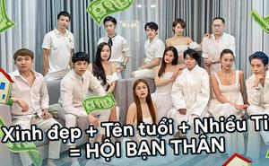 Hội bạn đắt giá của vợ chồng Đông Nhi: Toàn mỹ nam mỹ nhân quyền lực, tính nhẩm khối tài sản cũng đủ ngất!