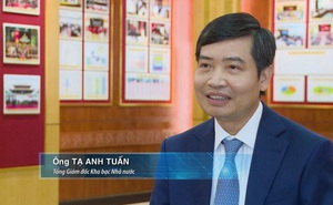 Bổ nhiệm Tổng Giám đốc Kho bạc Nhà nước làm Thứ trưởng Bộ Tài chính